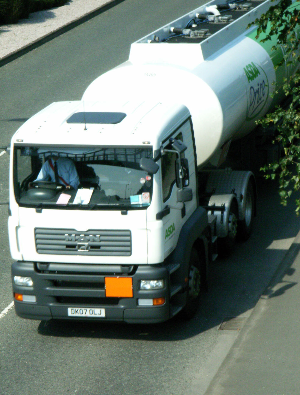 GPS will protect fuel tankers in India