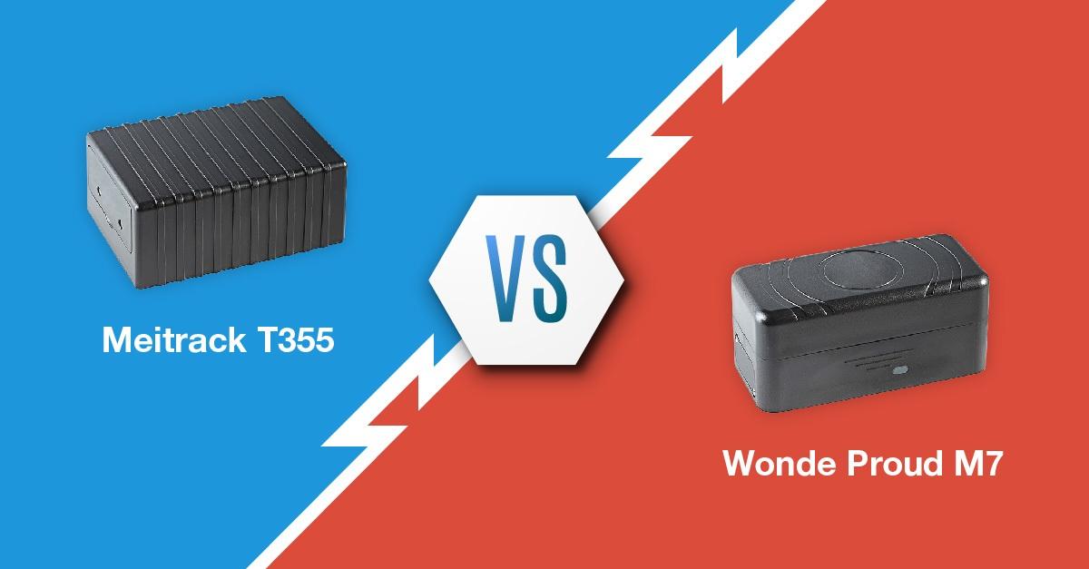 Wonde Proud M7 vs Meitrack T355: Looking for the best magnet GPS tracker