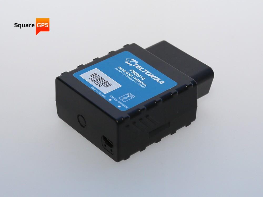 Teltonika FMB010 OBDII tracker