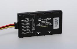 Teltonika FMA and FMB: new series of GPS trackers