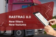 Rastrac Update Version 8.0