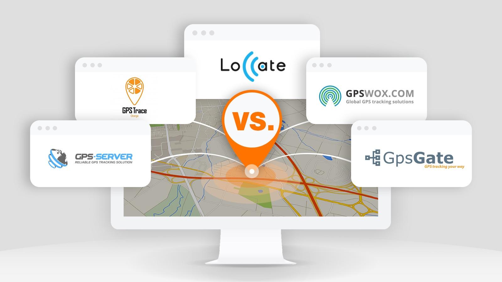 Top-5 GPS Tracking platforms