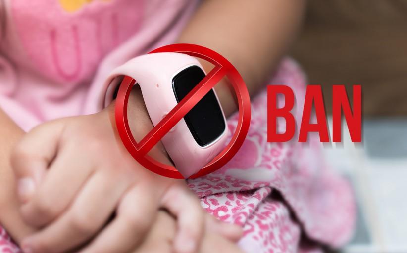 Germany bans Children's Smartwatches