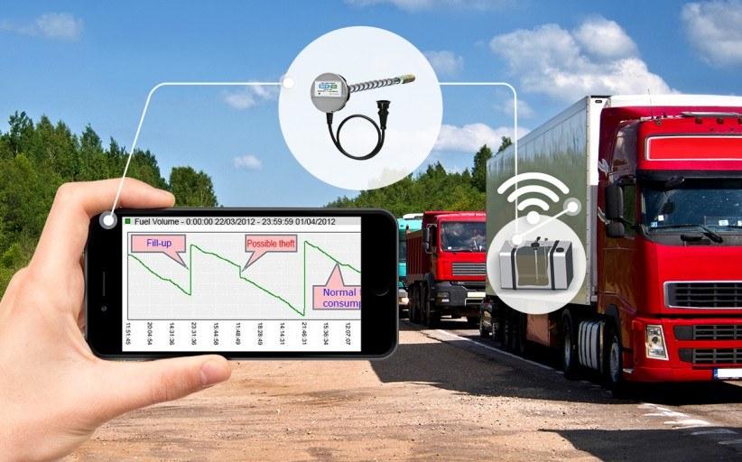 Technoton DUT-E 2Bio fuel level sensor