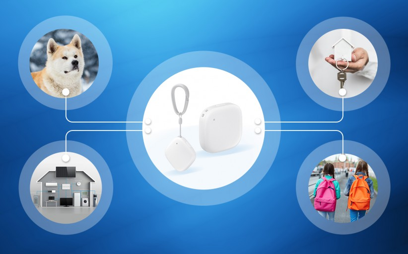 Samsung Connect Tag with NB-IoT and Cat.M1 technology