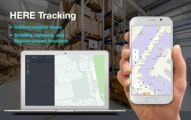 HERE Technologies unveiled asset tracking platform