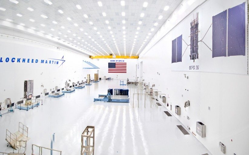 US Air Forces mull the launch scheme for GPS III