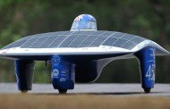The participants of the World Solar Challenge will use GPS tracking for navigation and safety