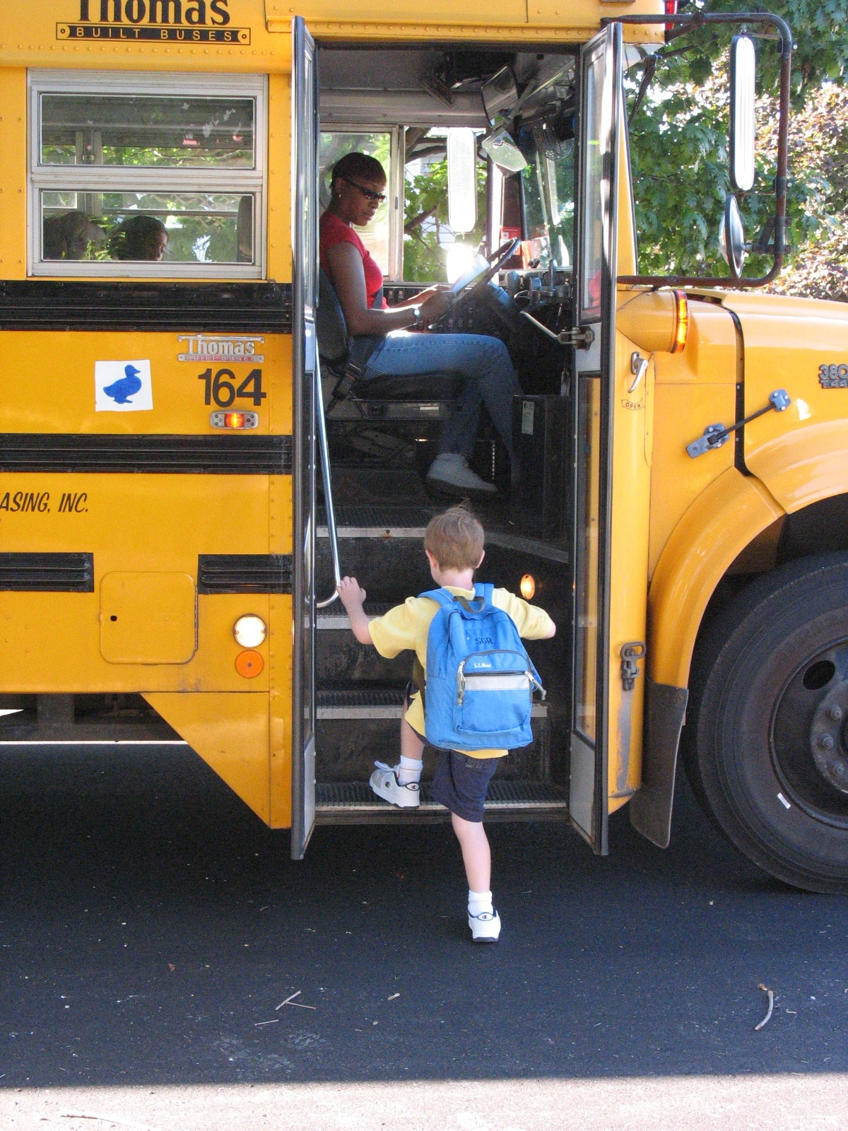 Every school bus must have GPS for safety