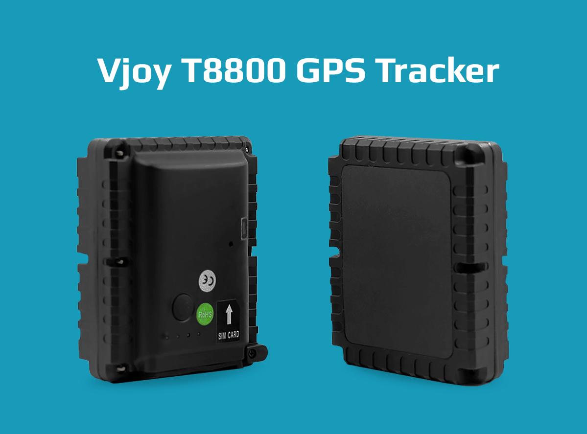 Vjoy T8800 – waterproof magnetic GPS tracker