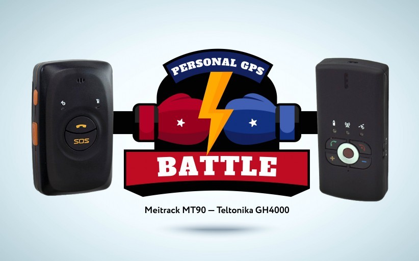 Teltonika GH4000 vs Meitrack MT90: Battle of personal GPS trackers