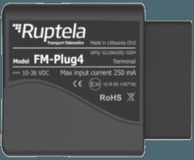 Ruptela FM-Plug4+