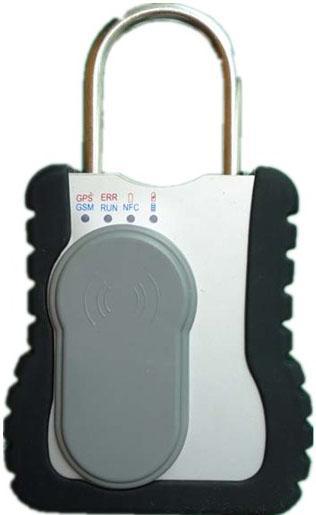 GPS padlock