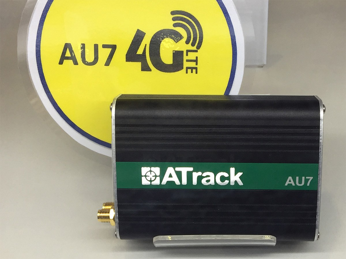 ATrack AU7 with 4G support