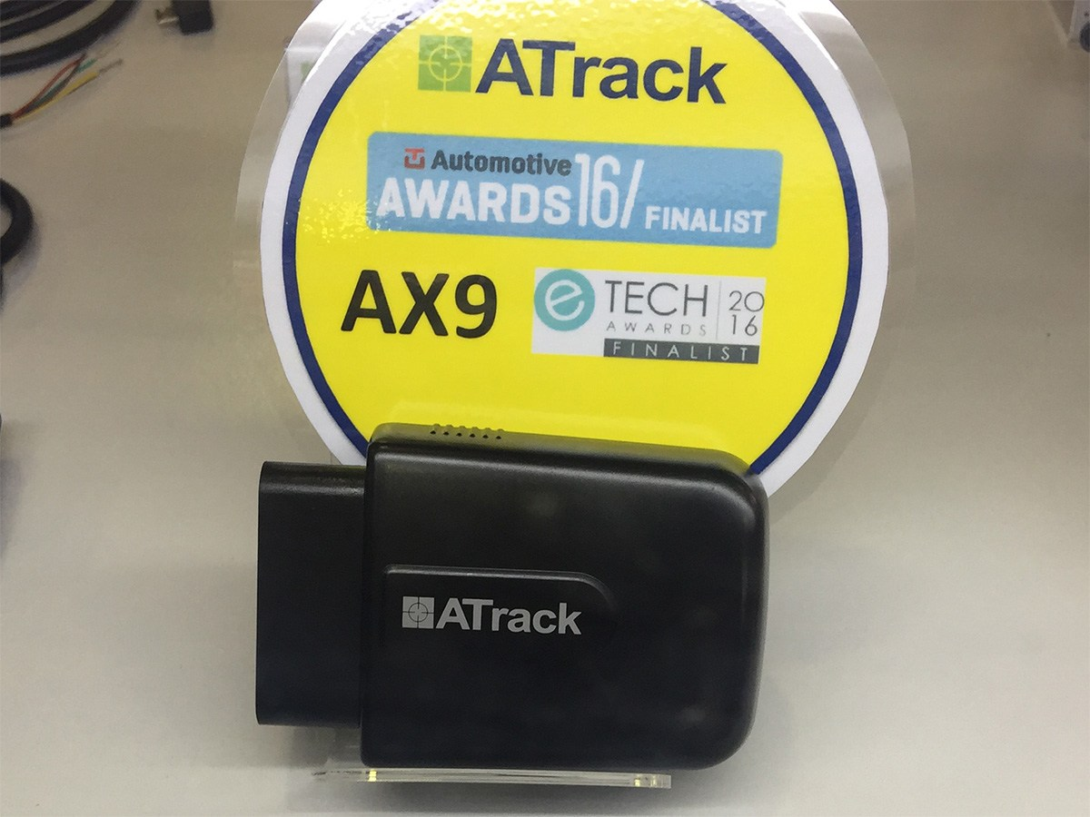 ATrack AX9 with 4G support