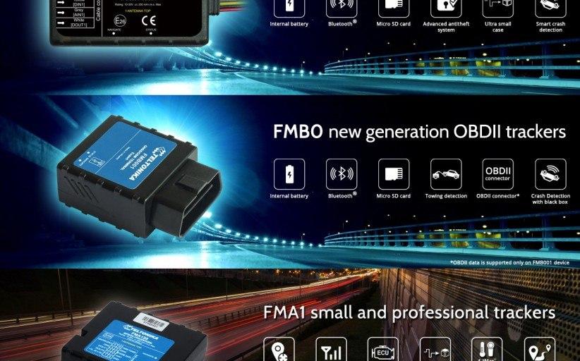 Teltonika: FMA and FMB Series