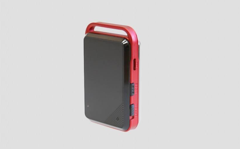 Concox GT350: kicky designed tiny GPS tracker