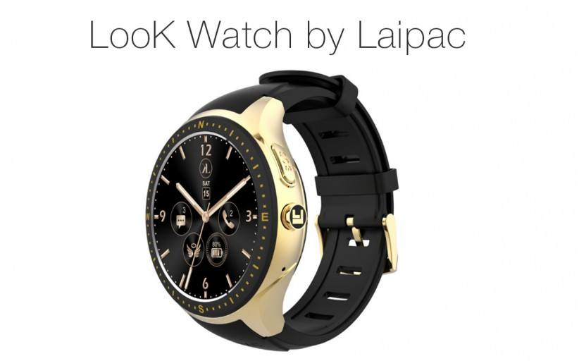 Laipac to present IoT-enabled Standalone Smartwatch at MWCA 2017