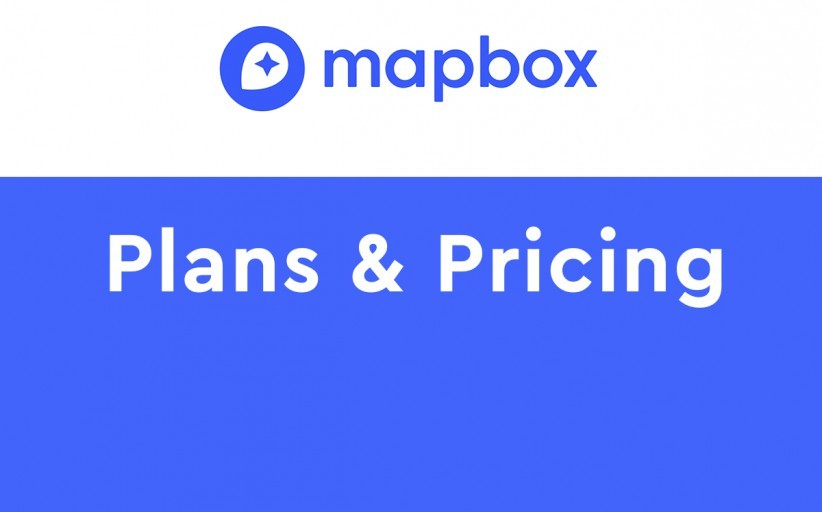 Mapbox: new Pay-As-You-Go pricing model