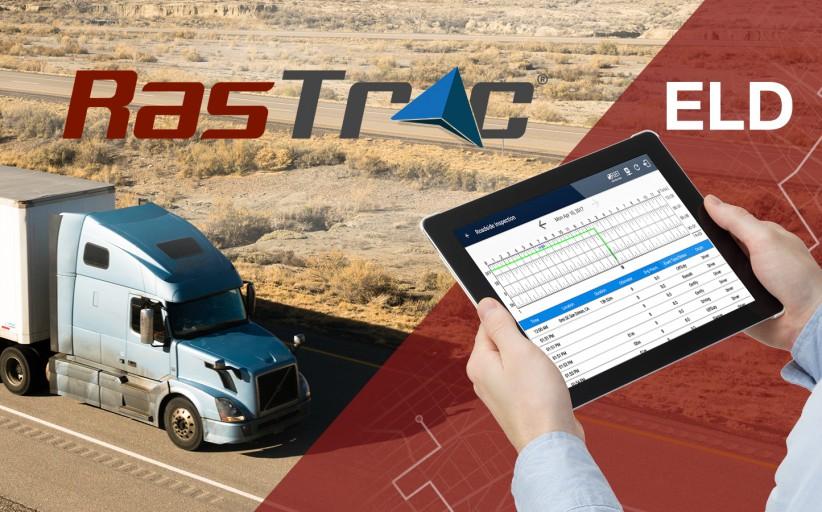 Rastrack's new ELD-compliant software