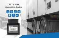 ATrack: new AX7B ELD tracking device