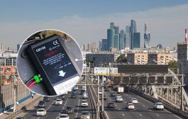 Queclink GB100 test drive: GPS tracker for insurance telematics takes up megapolis challenges