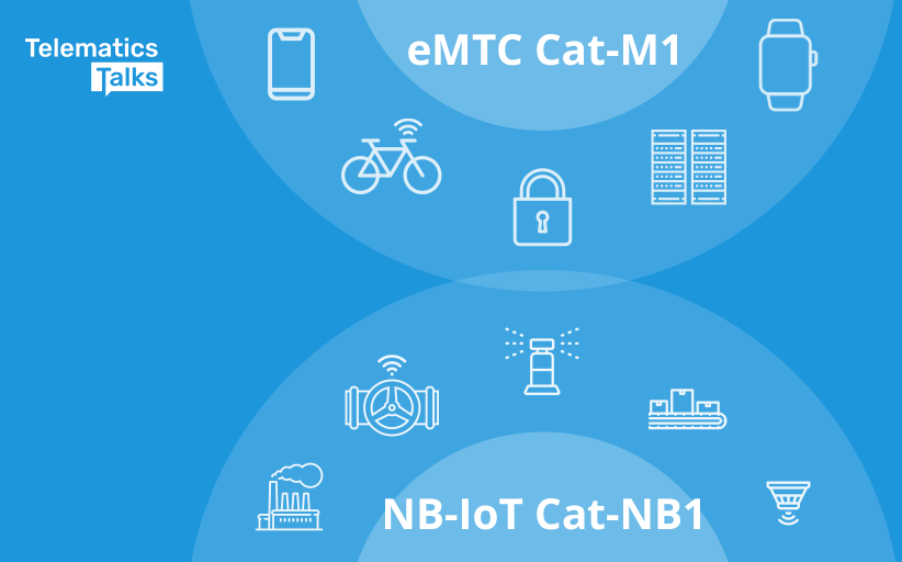 LTE Cat-M1 / NB-IoT in Fleets