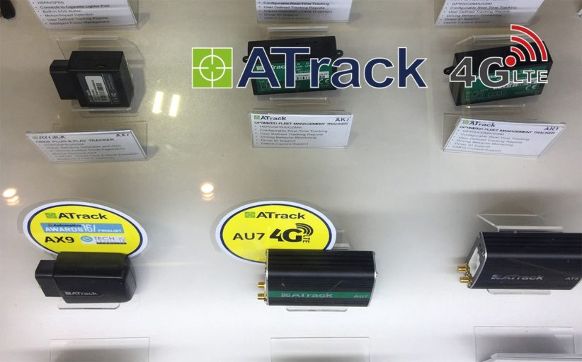 New ATrack models with 4G support