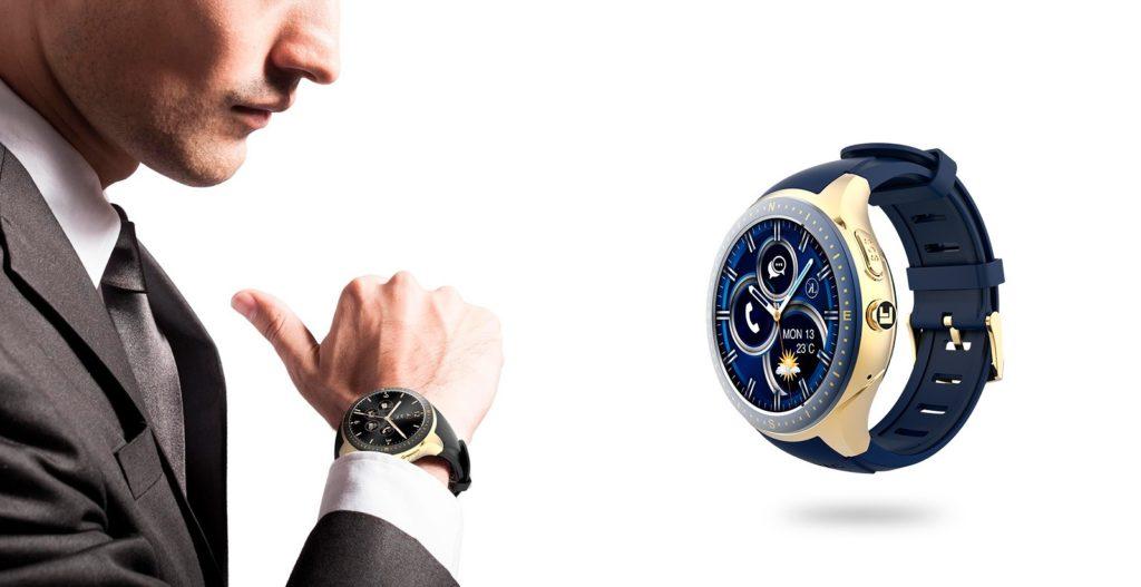 Laipac smartwatch. Credits to Laipac