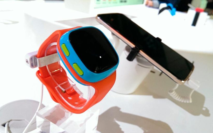 Alcatel MOVETRACK: newest GPS tracker for pets, kids, and assets