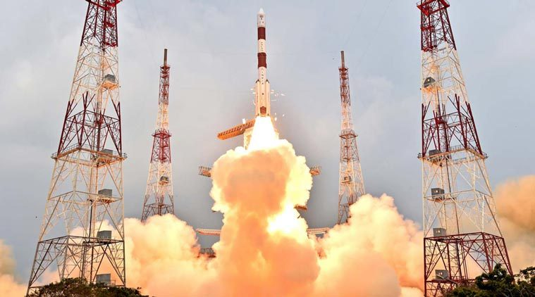 India launched its 5th IRNSS satellite