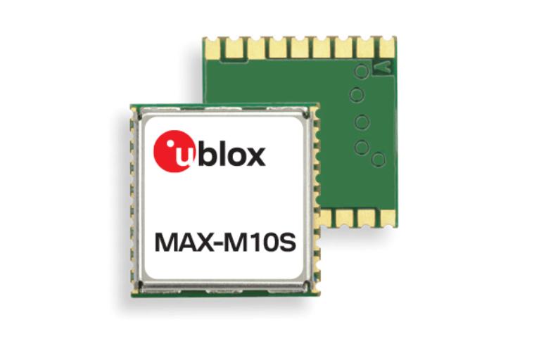 U-blox MAX-M10S chip image